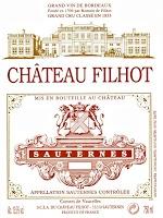 Château Filhot 2016