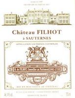 Château Filhot 2002